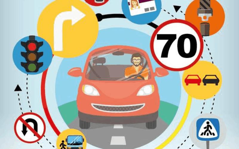 ¿Realmente sabes conducir?