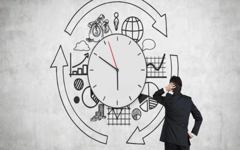 cómo administrar tu tiempo estando en casa