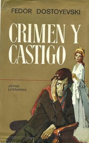 Portada libro: Crimen y Castigo