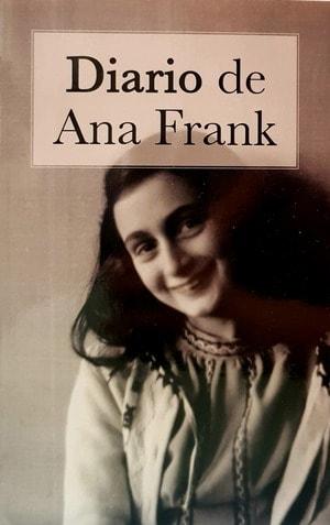 Portada libro: Diario de Ana Frank