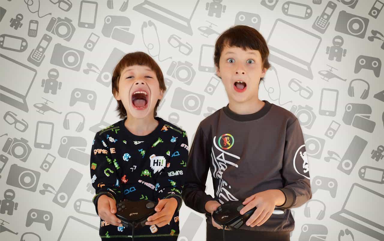 Ventajas y desventajas de los videojuegos en los niños